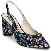 Schuhe Damen Sandalen / Sandaletten Paco Gil CLAIRE TOFLEX Schwarz