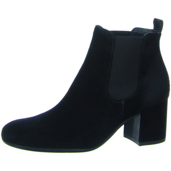 Schuhe Damen Low Boots Paul Green 8011 schwarz