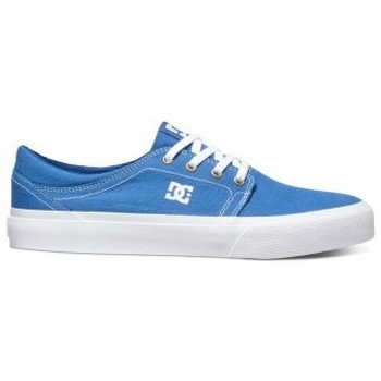 Schuhe Herren Sneaker Low DC Shoes TRASE TX BLUE WHITE bleu