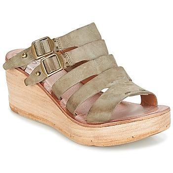 Schuhe Damen Sandalen / Sandaletten Airstep / A.S.98 NOA Kaki