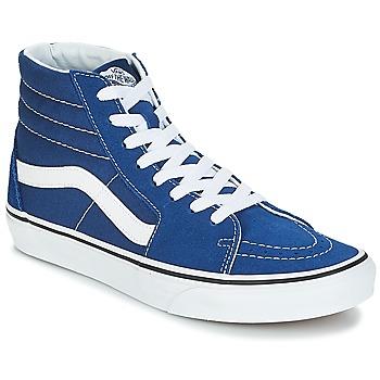 Schuhe Sneaker High Vans SK8-Hi Irisviolett / Blau / Weiss