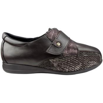 Schuhe Damen Halbschuhe Calzamedi Sonderbreite BROWN