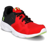 Schuhe Kinder Sneaker Low Under Armour Bgs Pace RN Rot