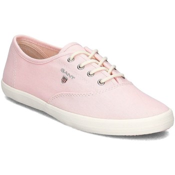 Schuhe Damen Sneaker Low Gant New Haven Rosa