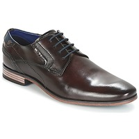 Schuhe Herren Derby-Schuhe Bugatti Refito Braun