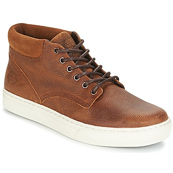 Schuhe Herren Boots Timberland ADVENTURE 2 0 CUPSOL TAN Braun