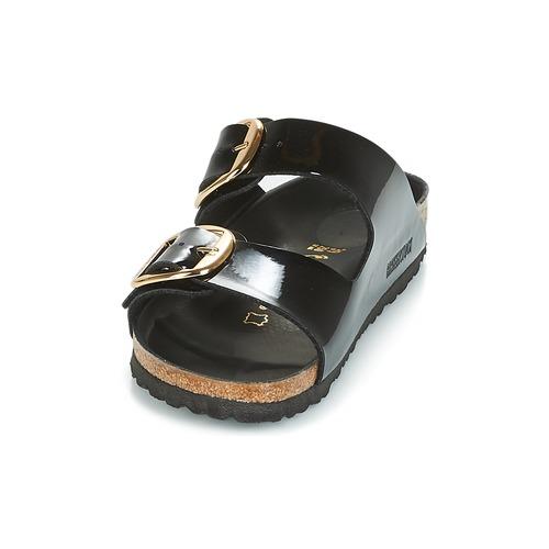 Birkenstock ARIZONA BIG BUCKLE Schwarz  Schuhe Pantoffel Damen 95,20