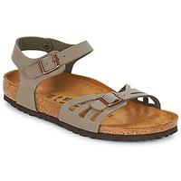 Schuhe Damen Sandalen / Sandaletten Birkenstock BALI Grau
