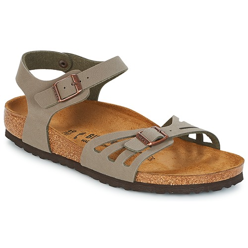 Birkenstock BALI Grau  Schuhe Sandalen / Sandaletten Damen 63,99