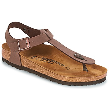 Schuhe Damen Sandalen / Sandaletten Birkenstock KAIRO Braun