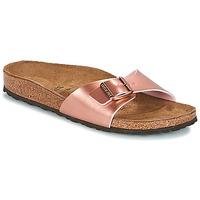 Schuhe Damen Pantoffel Birkenstock MADRID Rose