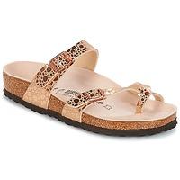 Schuhe Damen Zehensandalen Birkenstock MAYARI Rose