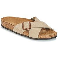 Schuhe Damen Pantoffel Birkenstock SIENA Maulwurf