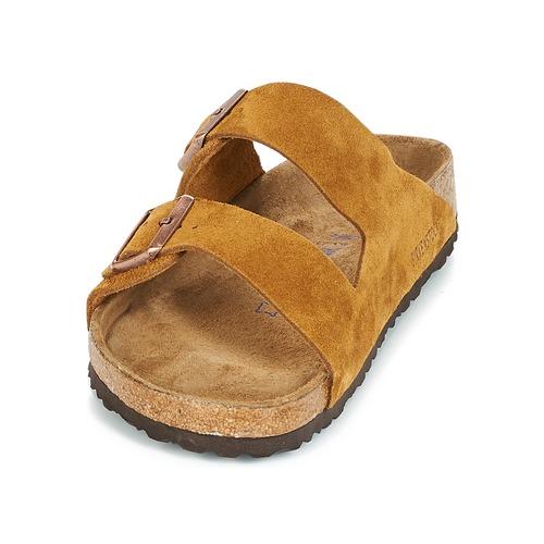 Birkenstock Schuhe ARIZONA SFB Braun  Schuhe Birkenstock Pantoffel Herren 75,99 97b992