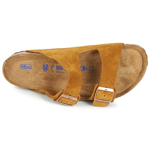 Birkenstock ARIZONA SFB Braun  Schuhe Pantoffel Herren 75,99