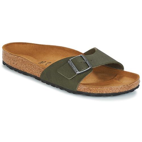 Birkenstock MADRID Grün  Schuhe Pantoffel Herren 47,99