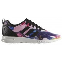 Schuhe Herren Sneaker Low adidas Originals ZX FLUX SMOOTH W Multicolor