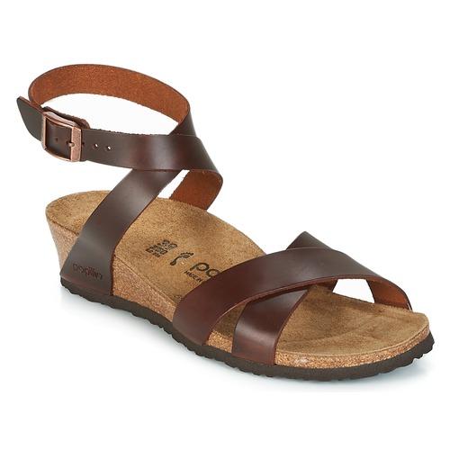Papillio LOLA Cognac  Schuhe Sandalen / Sandaletten Damen 75,99