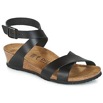 Schuhe Damen Sandalen / Sandaletten Papillio LOLA Schwarz