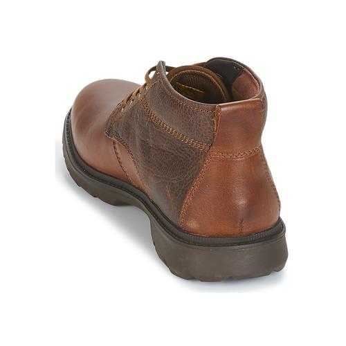 Caterpillar TRENTON Schuhe Braun  Schuhe TRENTON Stiefel Herren 103,92 400d7e
