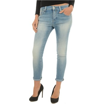 Kleidung Damen Boyfriend Jeans Meltin'pot LAKITA D1669 UK420 Blau
