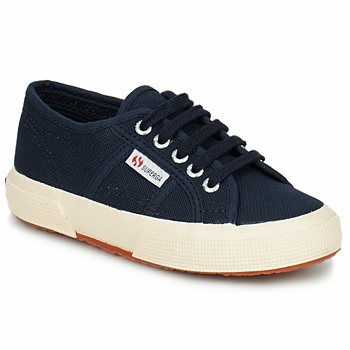 Schuhe Kinder Sneaker Low Superga 2750 KIDS Marine