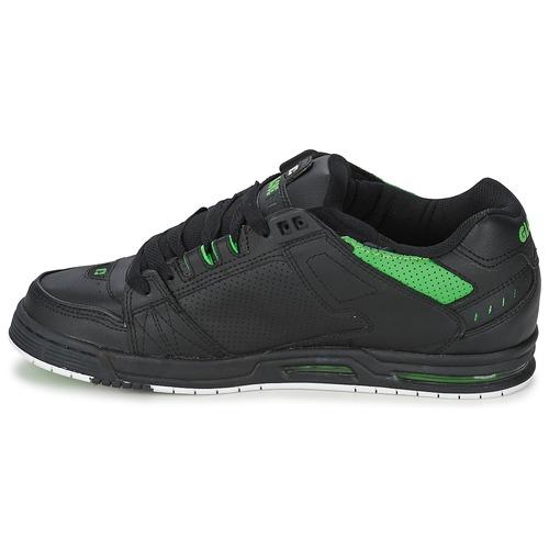 Globe SABRE Schwarz / Grün 87,20 Schuhe Sneaker Low Herren 87,20 Grün d74b1e