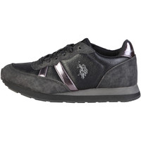 Schuhe Damen Sneaker Low U.S Polo Assn. Sneakers Schwarz