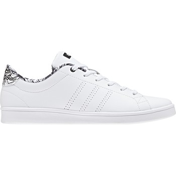 Schuhe Damen Sneaker Low adidas Originals ADVANTAGE CL QT W DB1858 BLANCO