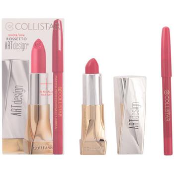 Beauty Damen Lippenstift Collistar Rossetto Art Design 15-tango Red