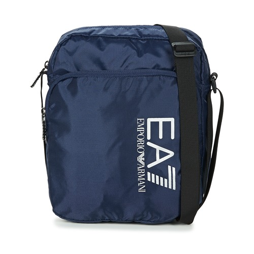 Emporio Armani EA7 TRAIN PRIME U POUCH BAG LARGE B Marine