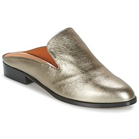 Schuhe Damen Pantoffel Robert Clergerie COULIPAID Silbern