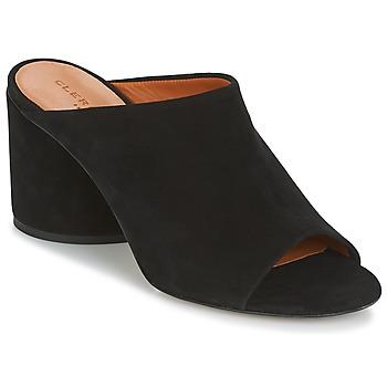 Schuhe Damen Pantoffel Robert Clergerie OUTERKOLA Schwarz
