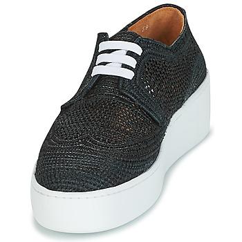 Robert Clergerie TAYPAYDE Schwarz - Kostenloser Versand |  - Schuhe Sneaker Low Damen 29200