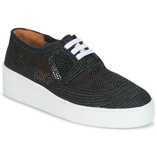 Robert Clergerie TAYPAYDE Low Schwarz  Schuhe Sneaker Low TAYPAYDE Damen 219 a01b77
