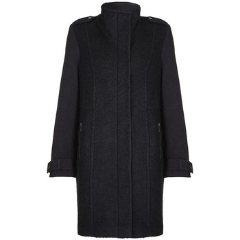 Kleidung Damen Daunenjacken Anastasia Femmes D`Hiver Manteau Black