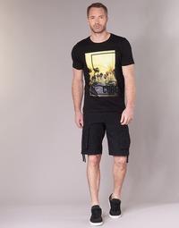 Kleidung Herren Shorts / Bermudas Jack & Jones JJIANAKIN Schwarz