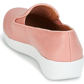 FitFlop SUPERSKATE Rose - Kostenloser Versand |  - Schuhe Slip on Damen 8040