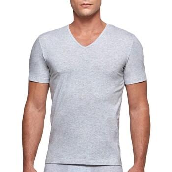 Kleidung Herren T-Shirts Impetus GO31024 073 Grau