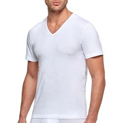 Kleidung Herren T-Shirts Impetus GO31024 26C Weiss