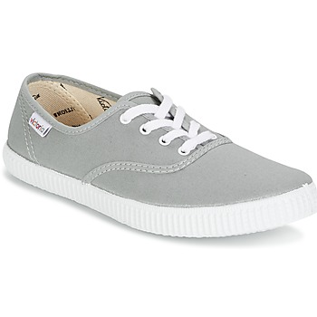 Schuhe Sneaker Low Victoria INGLESA LONA Grau