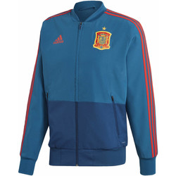 Kleidung Herren Trainingsjacken adidas Originals Spanien Präsentationsjacke bleu / rouge