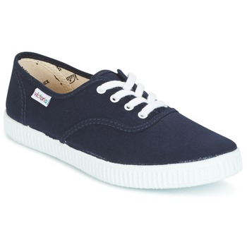 Schuhe Sneaker Low Victoria INGLESA LONA Marine