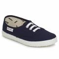 Schuhe Kinder Sneaker Low Victoria 6613 KID Blau