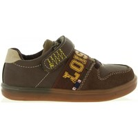 Schuhe Kinder Sneaker Low Lois Jeans 46001 Marrón