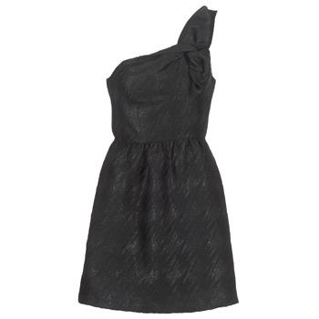 Kleidung Damen Kurze Kleider Naf Naf ECLAIR Schwarz