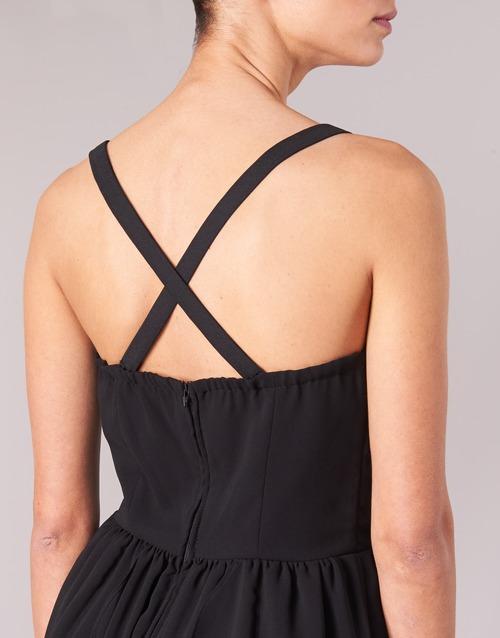 Naf Leny R1 Schwarz - Kostenloser Versand | Kleidung Kurze Kleider Damen 5910
