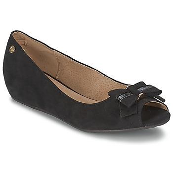 Schuhe Damen Ballerinas Xti MIZQUE Schwarz