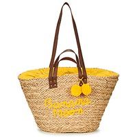 Taschen Damen Shopper / Einkaufstasche Banana Moon LACELY WOODRAW Gelb