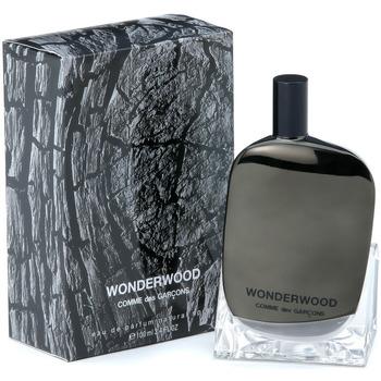 Accessoires Damen Pflegemittel Comme Des Garcons Eau de parfum Comme des Garçons Wonderwood Transparent